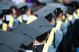 University of Wisconsin Flexible Option students can particpate in UW commencement ceremonies.