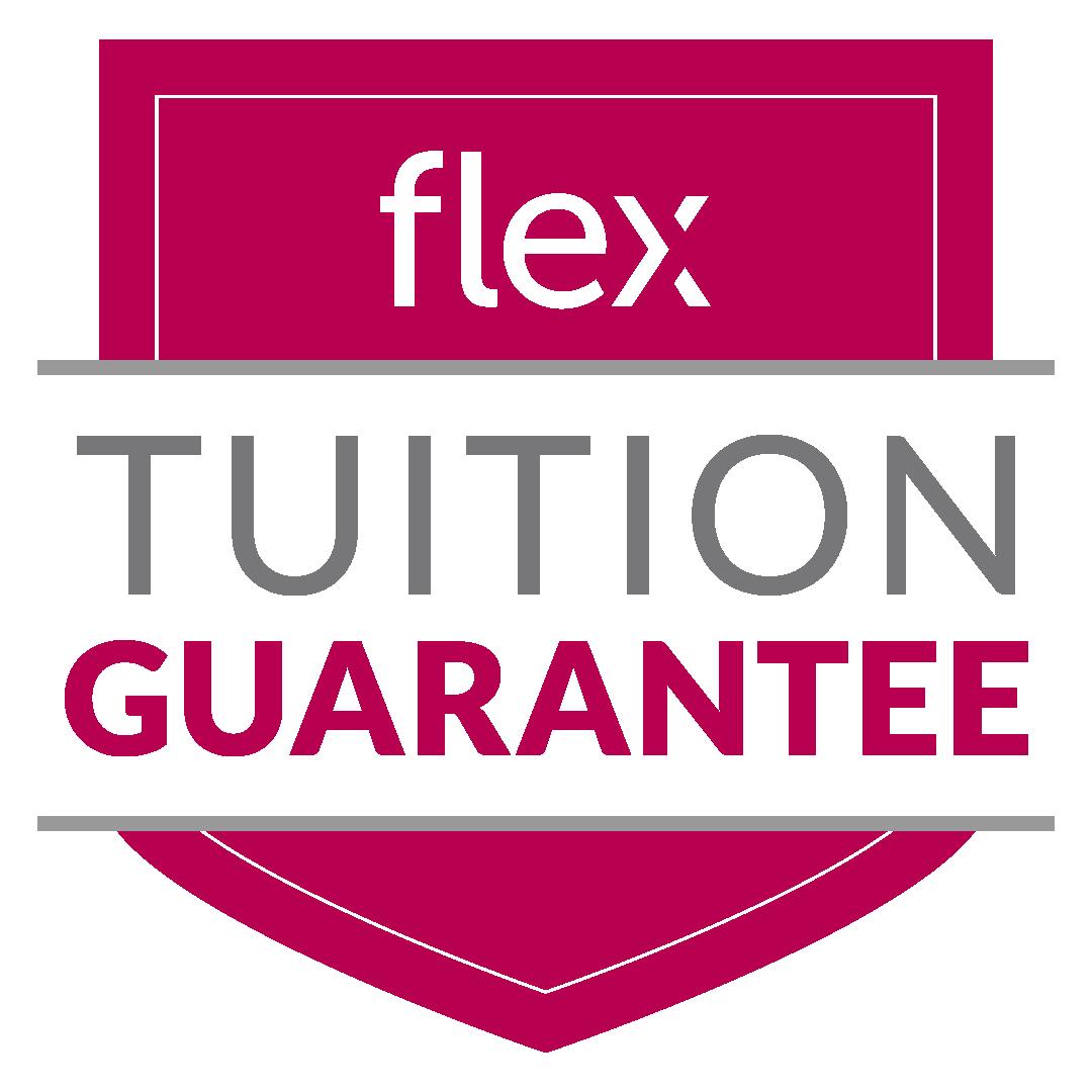 Flex Tuition Guarantee color