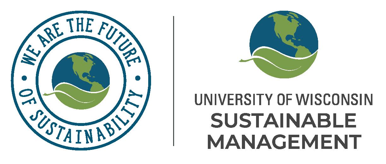Future of Sustainability + stacked logo