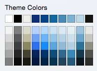 CEOEL Theme Colors