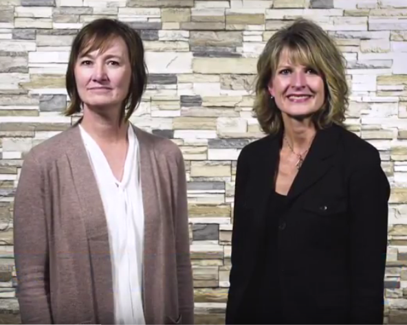 Angela Meidl and Andrea Deau, IT experts with the UW Flexible Option, discuss the Student Engagement System in this video for the UW Flexible Option case study website.