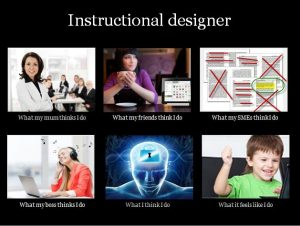 Instructional Designer Activities
