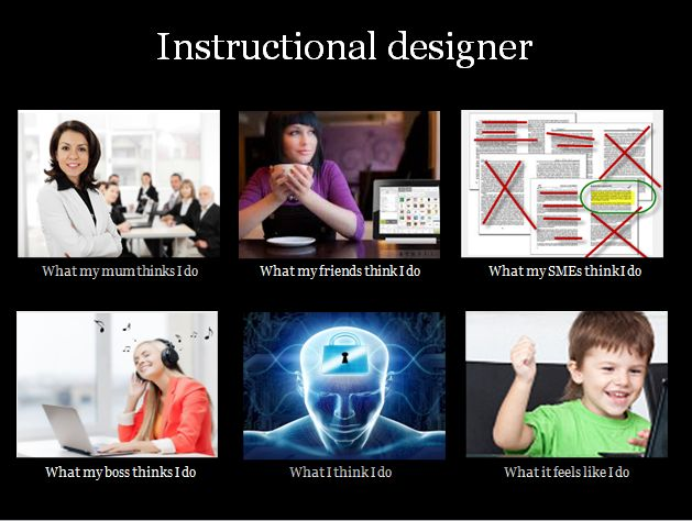Thinking of Entering the World of Instructional Design